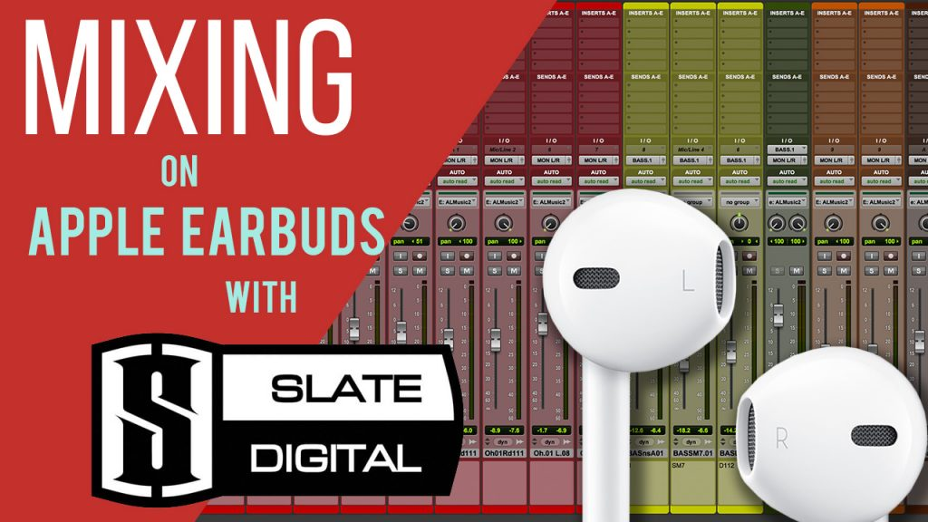 Mixing With Slate Digital