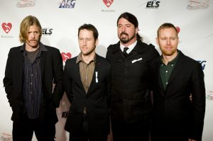 Foo Fighters - Quality Home Recordings - www.digitalrecordingschool.com