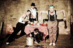 Red Hot Chili Peppers - Quality Home Recordings - www.digitalrecordingschool.com