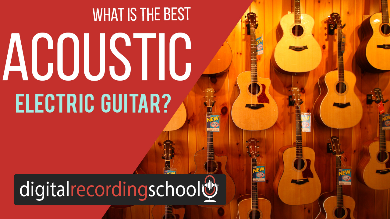 What Is the best acoustic electric guitar