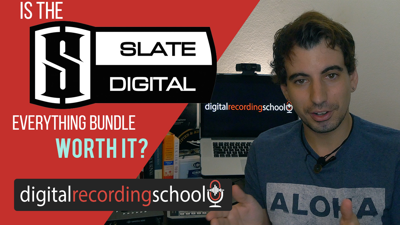 Slate Digital Everything Bundle Worth It