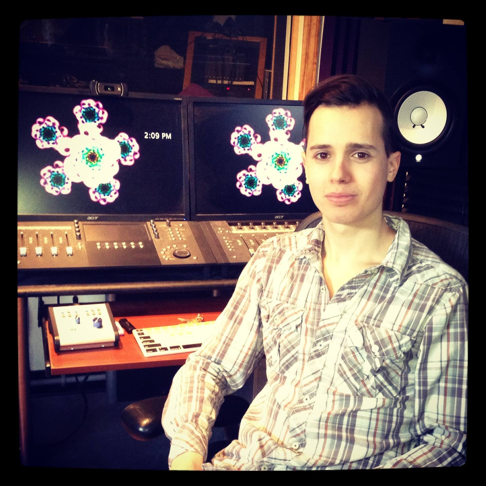 Engineer Producer Jake Antelis